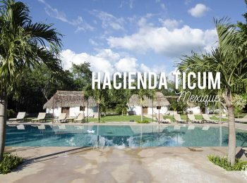Dormir dans une hacienda au Mexique : Bienvenue à l'Hacienda Ticum !