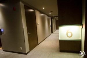 couloir Hôtel 71 Québec