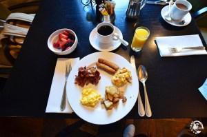 InterContinental Montreal breakfast