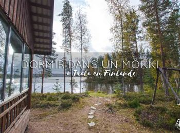 Chalet en Finlande : Dormir dans un mökki dans la Région des Lacs
