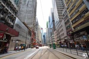 tramway Hong Kong