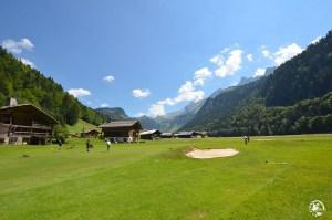 Golf Le Rocher Blanc Grand Bornand