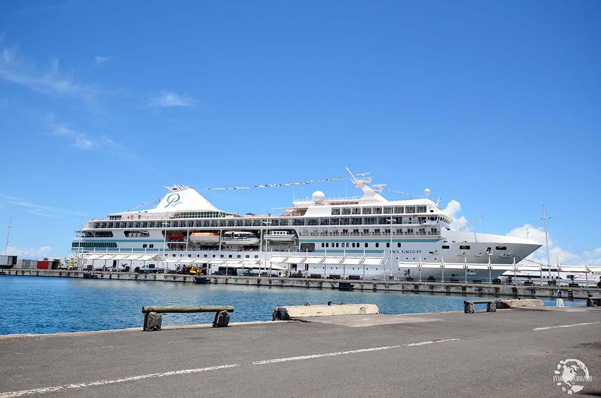 Croisière en Polynésie