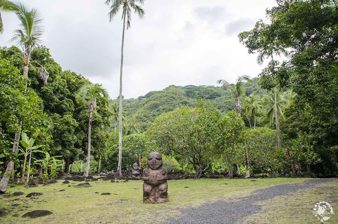 Marae Tahiti