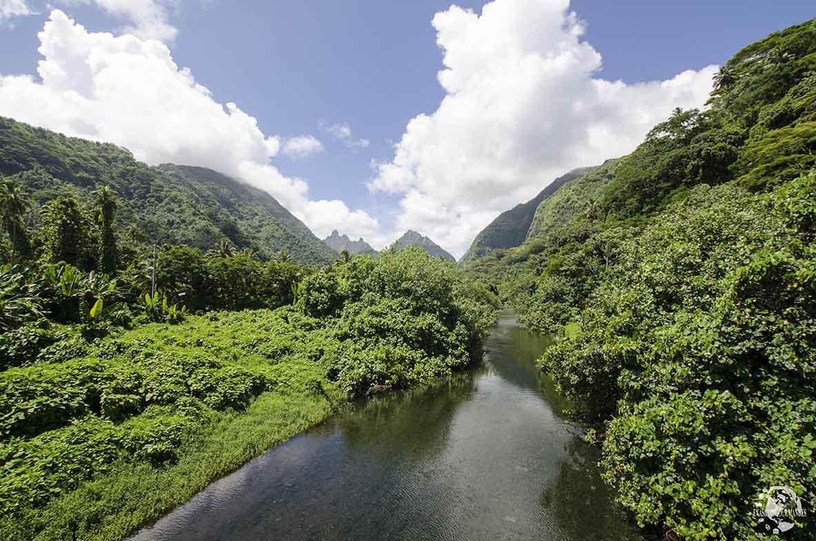 Presqu'île Tahiti