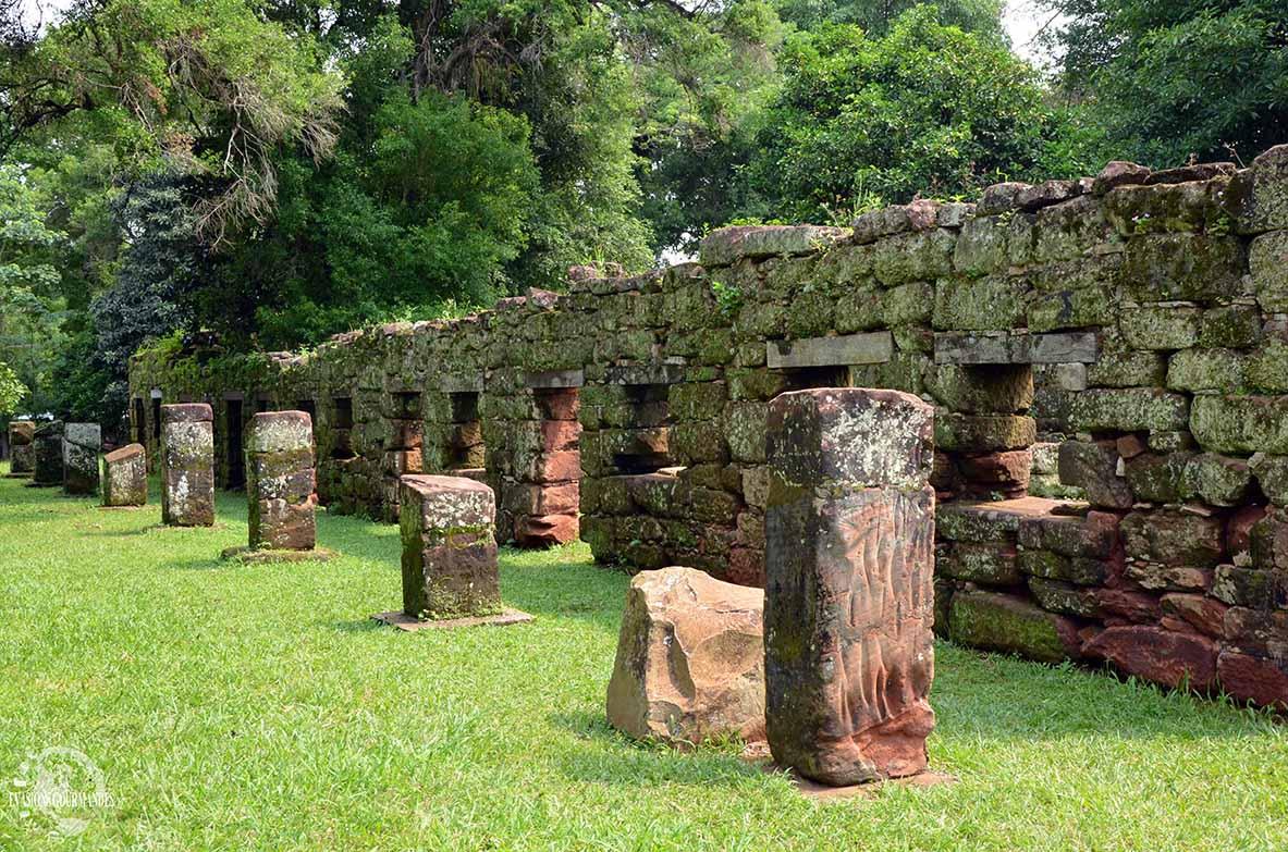 Ruines Jésuites Argentine
