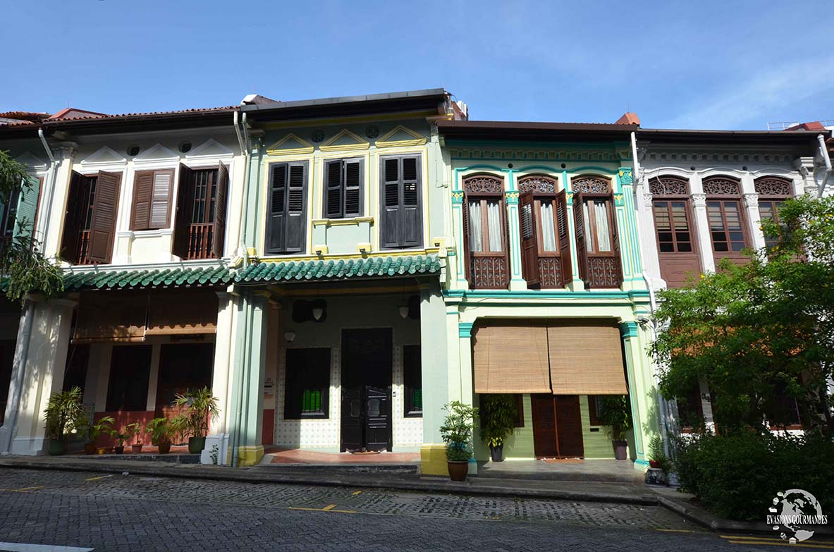 Emerald Hill Singapour