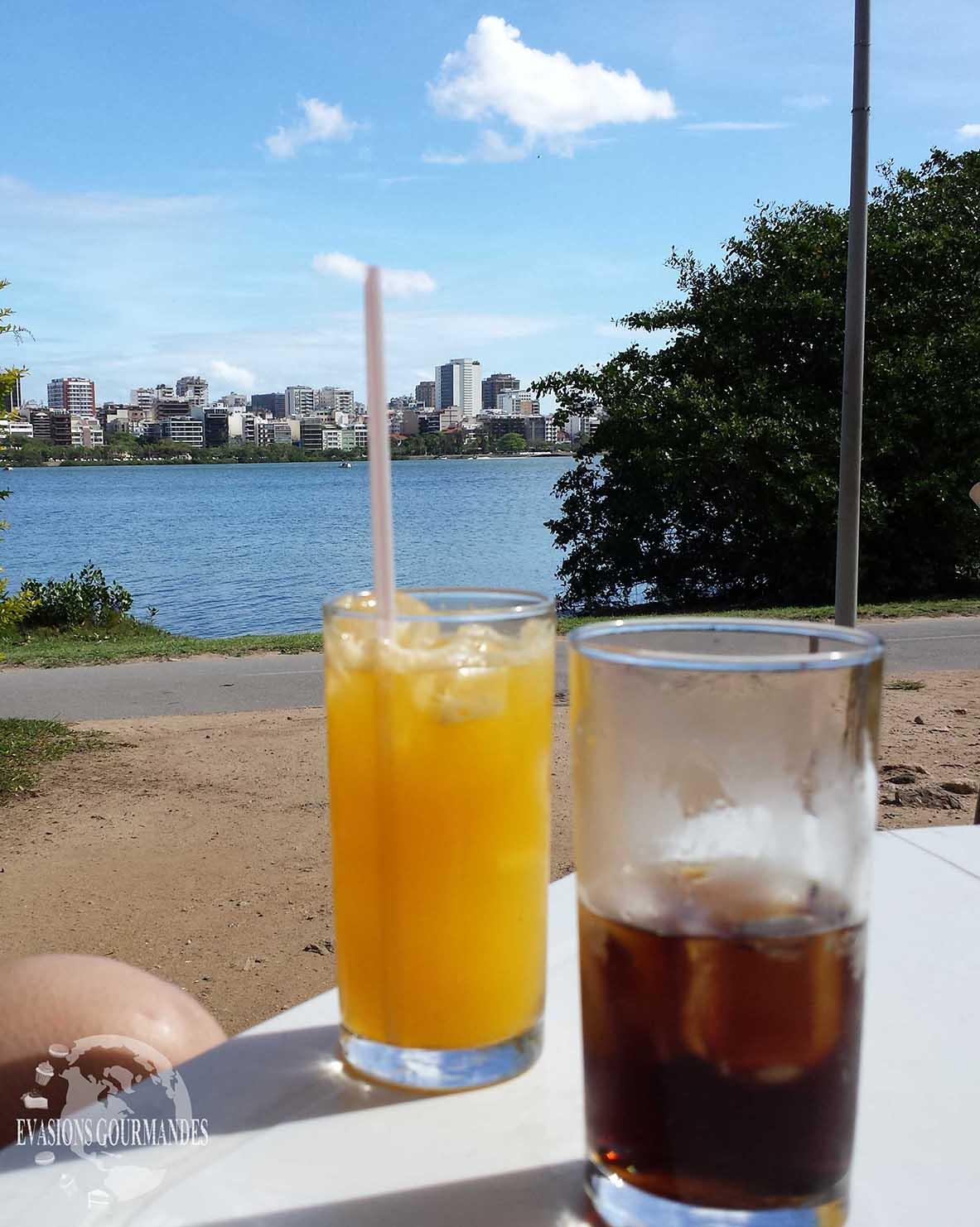 Street food Brésil