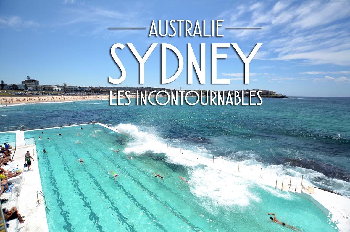 les incontournables de Sydney