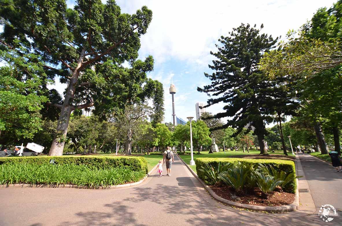 visiter Sydney pour la première fois