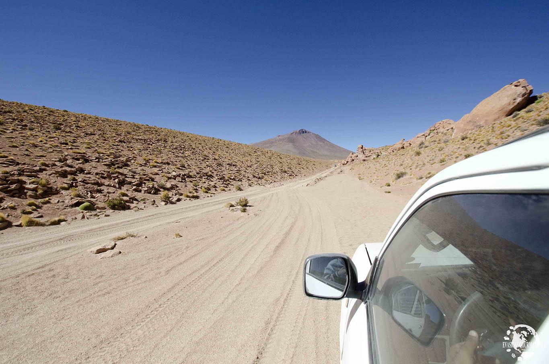 Bolivie road trip