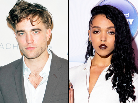 Robert and FKA Twigs Engaged