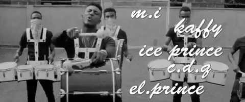 VIDEO: Papii J – Bass (Remix). MI Abaga, Ice Prince, CDQ, Kaffy & El-Prince