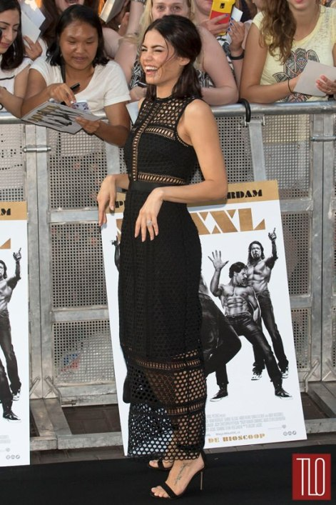 Jenna-Dewan-Tatum-Magic-Mike-XXL-Red-Carpet-Fashion-Self-Portrait-Evatese-Blog