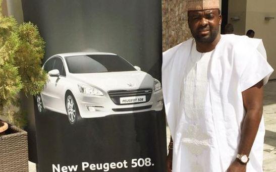Kunle-Afolayan-Peugeot-Brand-Ambasador