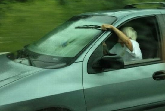 is your wiper blade good Rainy Season Car Checklist