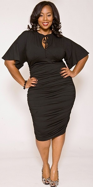 Black-Dress-PLus-size