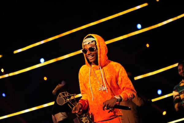 Wizkid Wins Big At MAMA 2016
