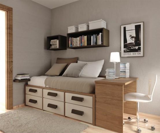 Modern oda dizayn