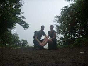 De top van de Cherro Chato