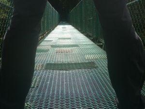 Santa Elena - Hangbruggen