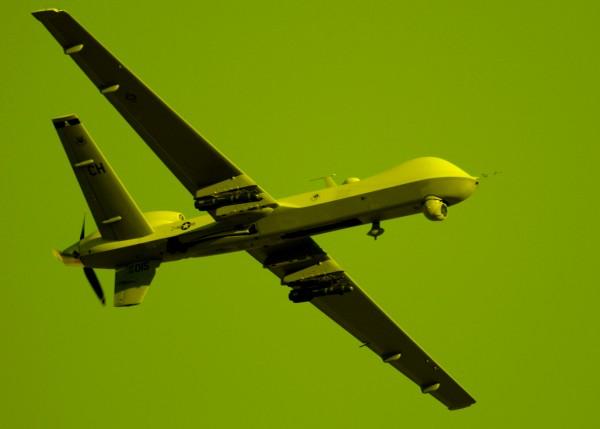 Drone MQ-9 Reaper ( Armée de l'air )
