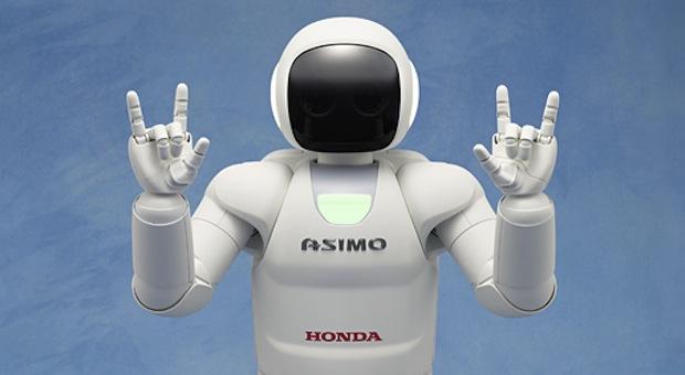 Robotique ' asimo