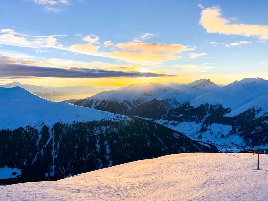 Aprés ski Davos