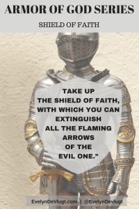 Take Up Our Shield of Faith