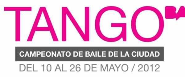 Championnat de tango de la ville 2012