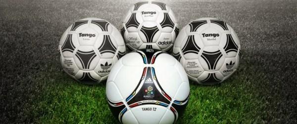 Histoire du ballon Adidas Tango Euro 2012