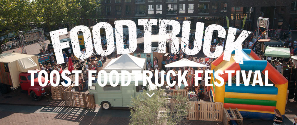 Foodtruckfestival TOOST