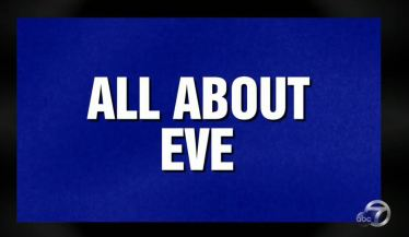 All About Eve Jeopardy Question