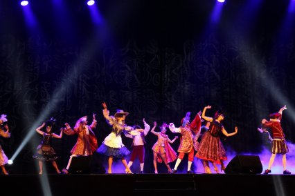 Event Entertainment by Motif Dance at the Star Casino Sydney