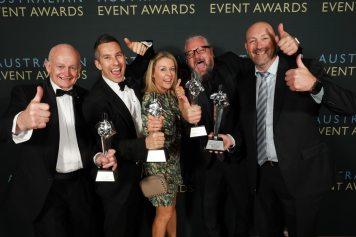 Australian Event Awards Photography