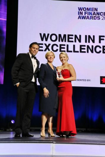 Awards Photography of Women in Finance