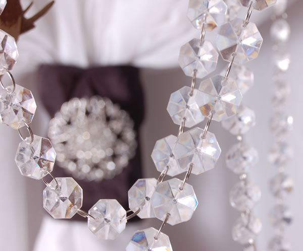 Acrylic Crystal Beaded Garland Customer Favorite