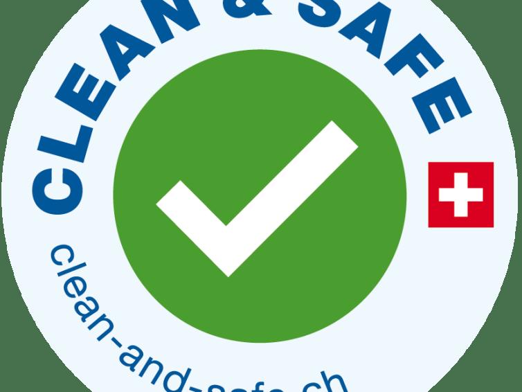 Schweizer Tourismusverbände: «Clean&Safe»-Label lanciert