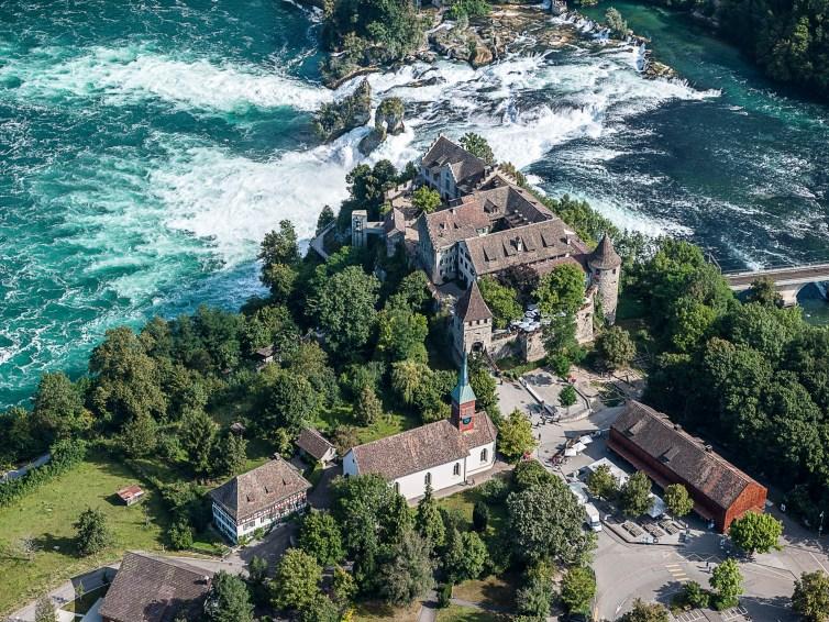 Schloss Laufen: Die SV Group erhält den Zuschlag