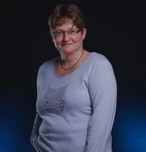 Event Forum Castrop - Team - Karin Pangritz