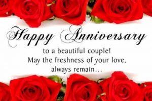 Marriage Anniversary Wishes For Friends Sms Events Greetings