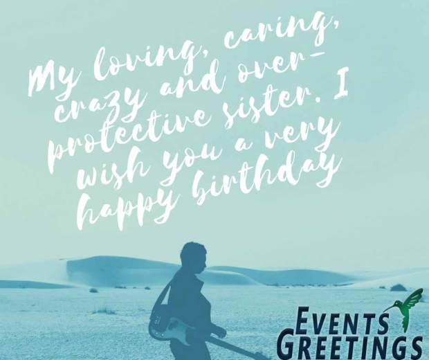 Birthday wishes for sister Events Greetings – Birthday Greeting Sister