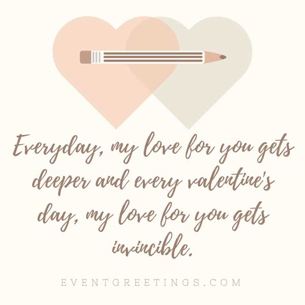 Happy Valentines Day Wish 1 - Happy Valentine's Day Wishes 2018 | Quotes, Messages, SMS