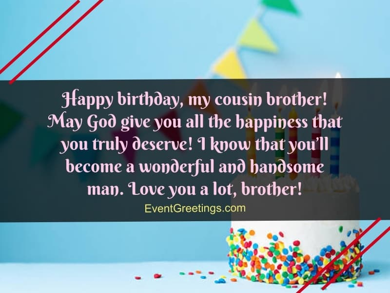 75 Fabulous Birthday Wishes For Cousin To Rigid The Bond