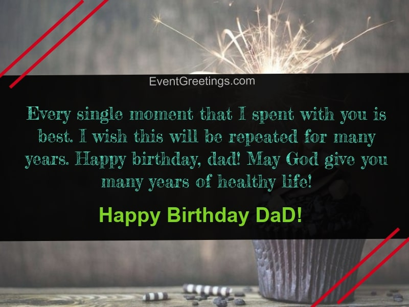 73 Best Happy Birthday Dad Quotes And Wishes With Images