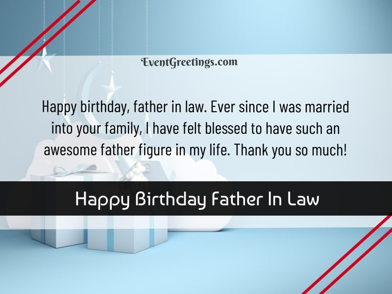 15 Best Happy Birthday Father In Law Quotes And Wishes