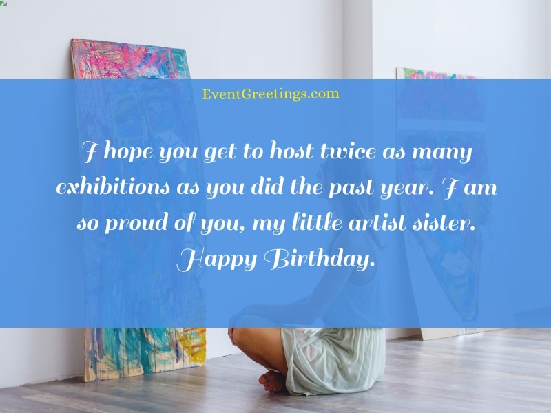 Happy Birthday Artists Wishes With Images Events Greetings