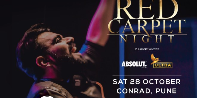 Bollyboom Red Carpet Night featuring DJ Chetas