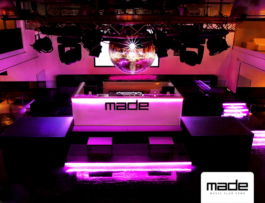 Discoteca Made Club Como | Eventi & Discoteche