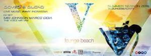 V Lounge Beach Aperitiv Giovedì 9 Giugno 2016